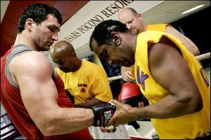 """Стюард: """"Хэй и Поветкин никогда не выйдут на ринг против Кличко"""""""