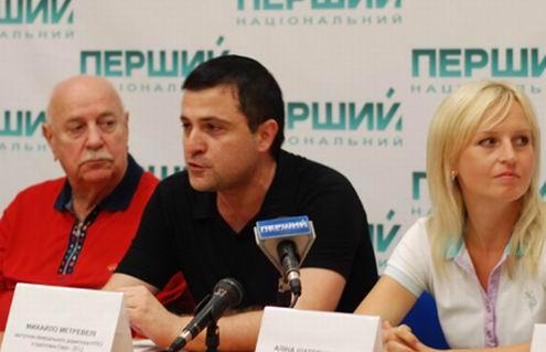 Первый национальный презентовал новый спортивный проект