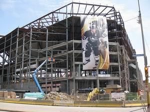 НХЛ. Новая арена Питтсбурга стоит более 300 миллионов