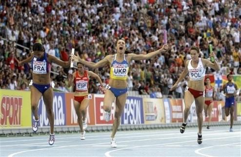 Чемпионат Европы по лёгкой атлетике. Золотая точка