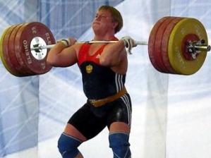 Российский штангист попался на допинге