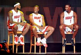 Новый сезон НБА откроет матч Бостон-Майами