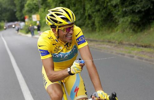 Контадор переходит в Saxo Bank