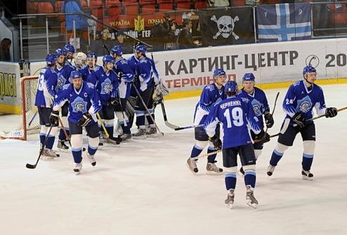Сокол взял старт на турнире в Зволене