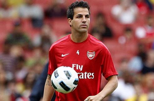 Фабрегас остается в Арсенале