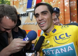 """Контадор: """"Выиграть три Гранд-тура за сезон вполне реально"""""""