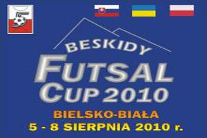 ������. ������ � ����� �� Beskidy Futsal Cup 2010