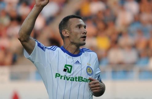 Динамо обыгрывает гостей из Донецка