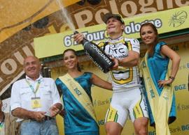 Грайпель подпишет контракт с Omega Pharma-Lotto