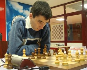 Украинец стал победителем шахматного фестиваля в Греции