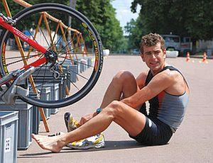 Украинец стал чемпионом мира в квадратлоне