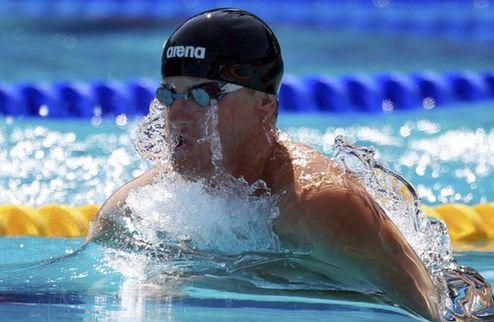 Плавание. ЧЕ-2010: Борисик не оправдал ожиданий