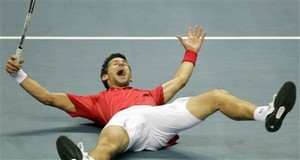 Джокович доволен своей игрой
