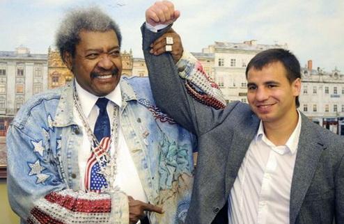 """Котельник: """"Дон Кинг пообещал, что скоро снова буду боксировать за титул"""""""