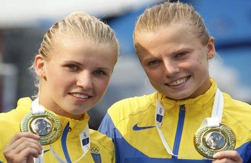 Прыжки в воду. Прокопчук и Чапленко — серебряные призеры ЧЕ-2010