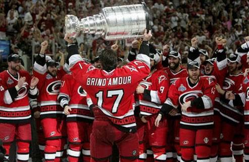НХЛ. Вспомним прошлое. Финалы Кубка Стэнли 2006-2009. Видео