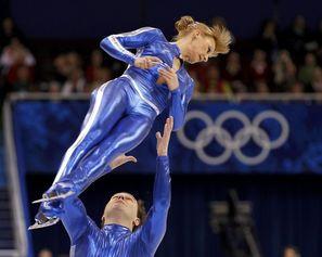 Фигурное катание. Россияне рассчитывают на украинку Волосожар на Играх в Сочи