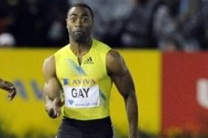 Гэй хочет бежать быстрее 9,69