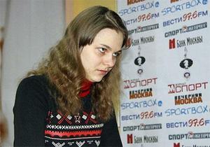 Украинка стала чемпионом мира по шахматам в составе Словении