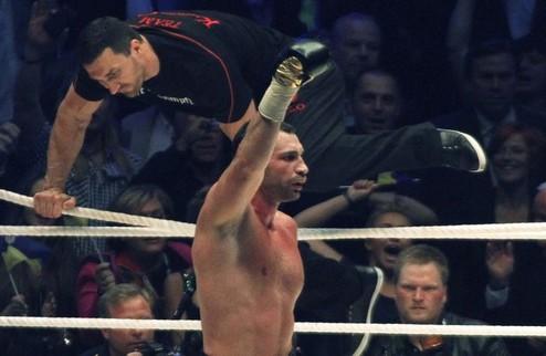 Boxingscene: Кличко проведет бой с Бриггсом
