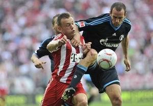 Бавария начнет сезон без Олича и Роббена