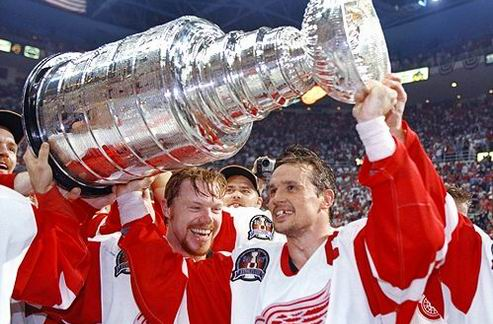 НХЛ. Вспомним прошлое. Финалы Кубка Стэнли 1995-1999. Видео