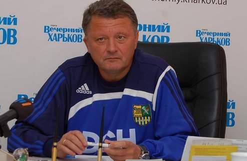 ФФУ не принимает отставку Маркевича