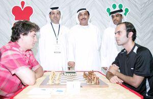 Шахматы. Украинец выиграл турнир в Абу-Даби