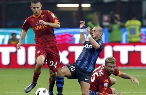 Интер завоевывает Суперкубок Италии