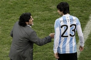 Аргентинскому таланту льстит интерес Реала
