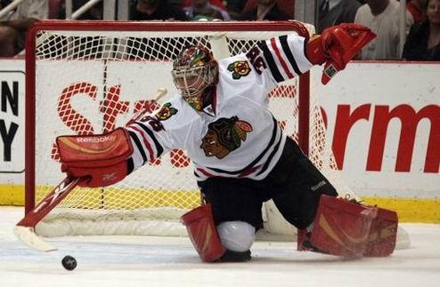 НХЛ. Чикаго отправляет Юэ в Швейцарию