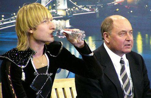 Плющенко на год отстранен от соревнований
