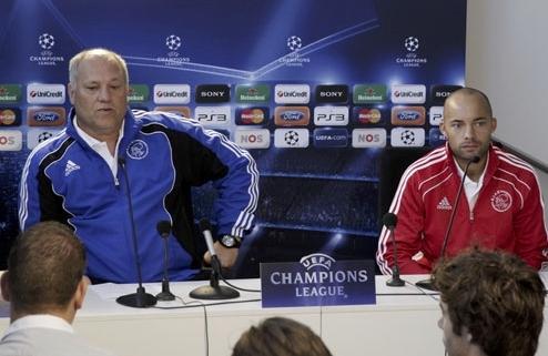 """Йол: """"Лига Чемпионов очень важна для Аякса и в финансовом плане"""""""