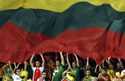 ЧМ-2010. Группа D. Литва