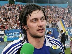 Милевский нового контракта с Динамо не подписывал