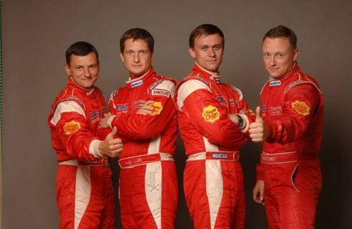"""Команда """"Mentos Ascania Racing"""" впервые поучаствует в ралли """"Курземе"""" 2010!"""