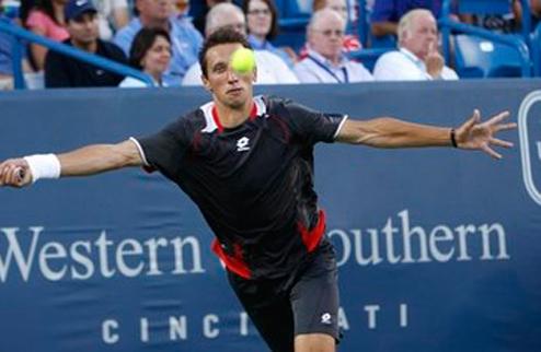 Стаховский удивляет теннисный мир