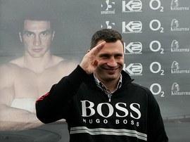 Первая пресс-конференция Кличко и Бриггса состоится в Киеве