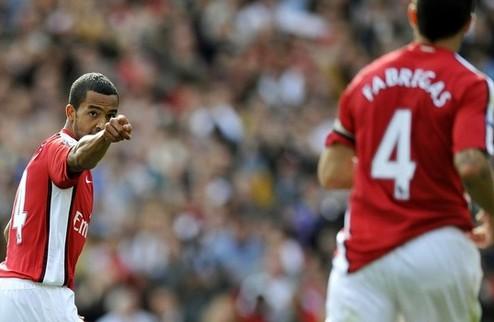 Аршавин приносит Арсеналу победу