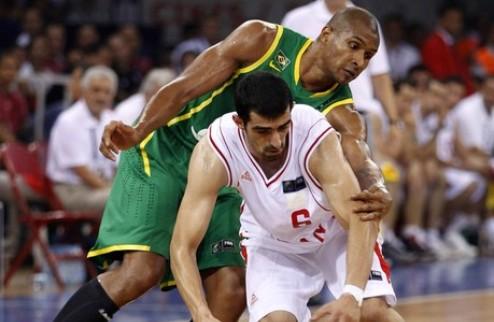 ЧМ-2010. Бразилия справилась с Ираном