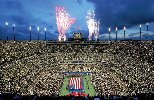 US Open. ������� �������
