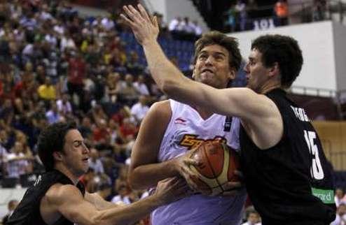 ЧМ-2010. Испания не оставляет шансов Новой Зеландии