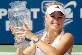 """Возняцки: """"Моя цель – это победа на US Open"""""""