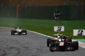 Альгерсуари лишился 10-й позиции на Гран-при Бельгии