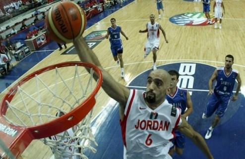 ЧМ-2010. Сербы разбираются с Иорданией