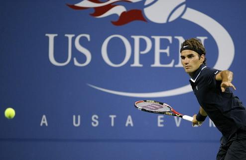 US Open. 1-й круг. Роддик, Содерлинг и Федерер идут дальше