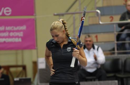 Встреча украинок во втором круге на US Open сорвалась