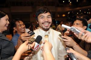 WBC утвердила поединок Паккьяо-Маргарито