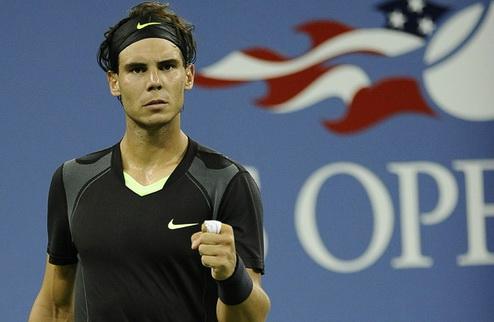 US Open. 1-й круг. Джокович и Надаль выходят во 2-й круг