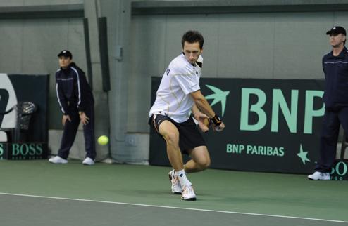 Стаховский огорчает именинника на US Open